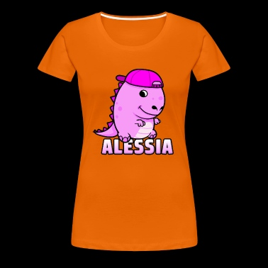 Alessia birthday gift - Women's Premium T-Shirt