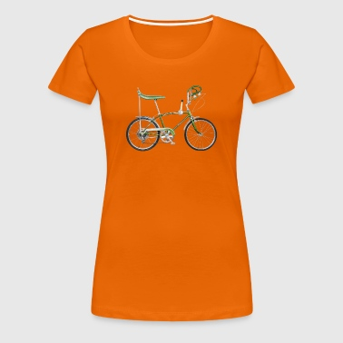 chopper bike - Women's Premium T-Shirt