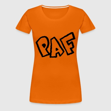 cartoon paf - T-shirt Premium Femme
