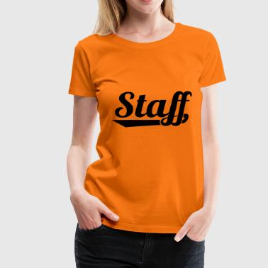 2541614 127337063 STAFF - Women's Premium T-Shirt