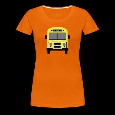 school - Women's Premium T-Shirt