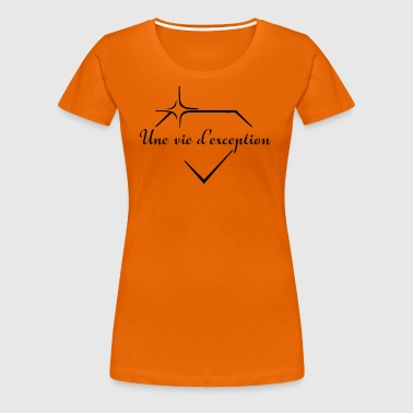 Women of exceptions - Women's Premium T-Shirt