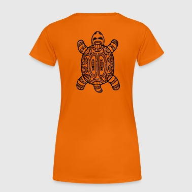 Turtle - Frauen Premium T-Shirt