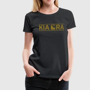 kia ora New Zealand - Frauen Premium T-Shirt