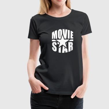 MOVIE STAR - T-shirt Premium Femme