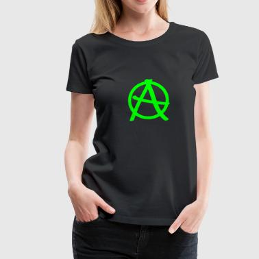 Anarchy - Frauen Premium T-Shirt