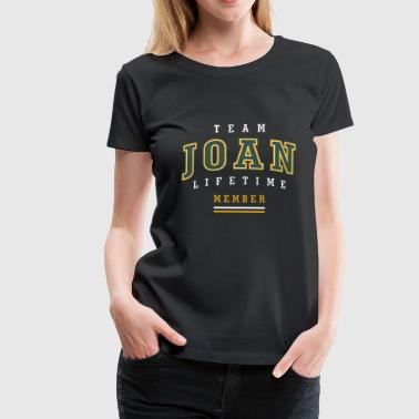 Joan - Women's Premium T-Shirt