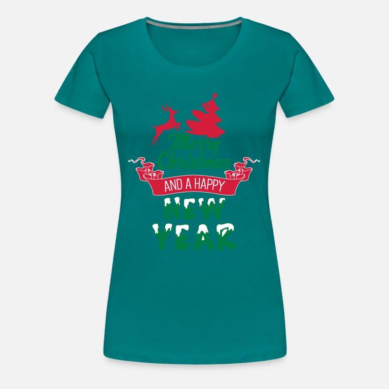 Merry Christmas and a Happy new Year von nektarinchen | Spreadshirt