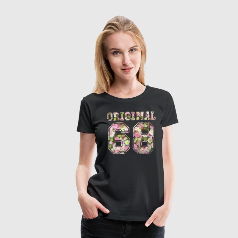 1968 Original 68 - Women's Premium T-Shirt