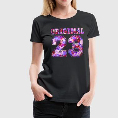 23 - Birthday Present Bday - Women's Premium T-Shirt