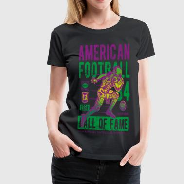 American Football - Women's Premium T-Shirt