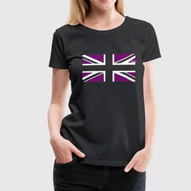 Off Kilter My Jubilee Union Flag - Women's Premium T-Shirt