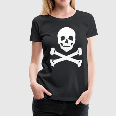 Pirate simple - T-shirt Premium Femme