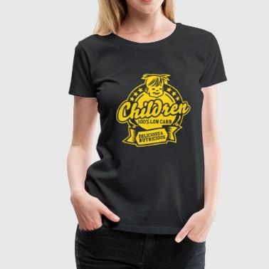 Low Carb - Frauen Premium T-Shirt