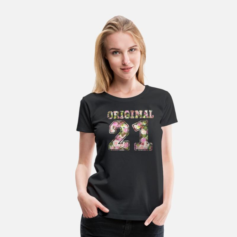 Original 21 Women S Premium T Shirt Spreadshirt