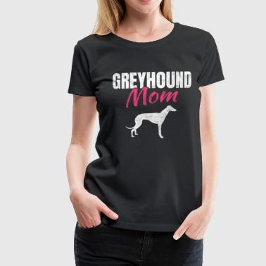 Greyhound greyhound gift - Women's Premium T-Shirt