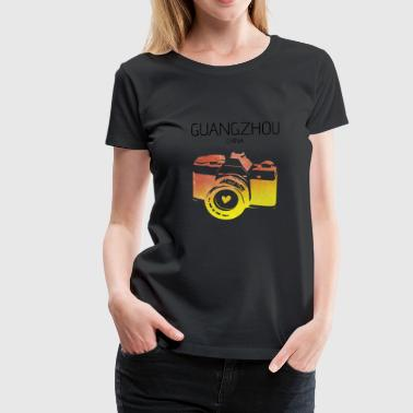 Guangzhou China, Guangzhou - Women's Premium T-Shirt