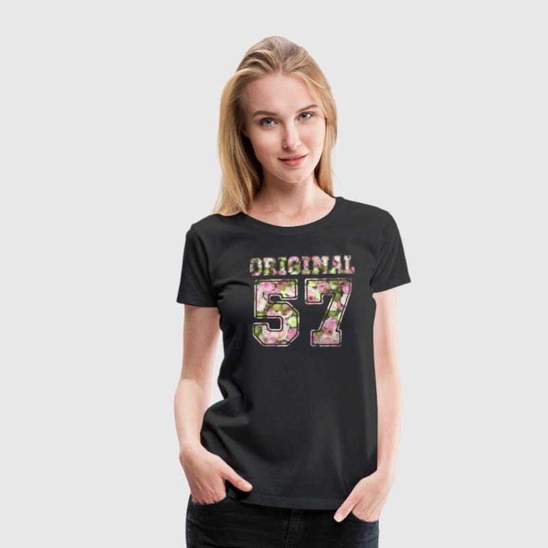 1957 Original 57 - Frauen Premium T-Shirt