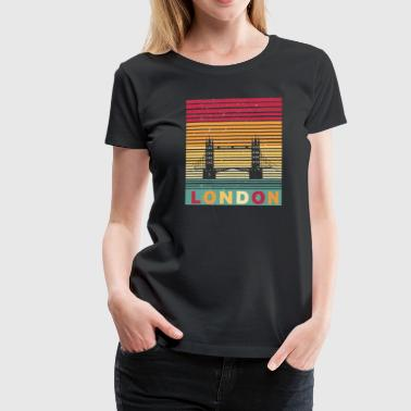 London Tower Bridge - T-shirt Premium Femme