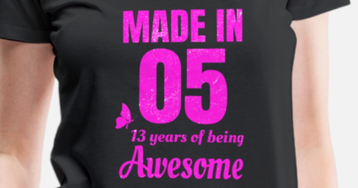 13 Jahre alt Geburtstag für grossartiges Mädchen von shrooom ...