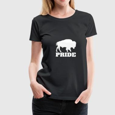 Pride Bills Mafia T-Shirt, Buffalo Gift Shirt for - Koszulka damska Premium