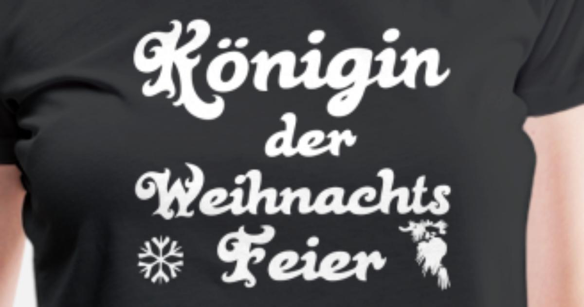 Weihnachtsfeier Weihnachten Königin Geschenk von DoctorsDarling ...