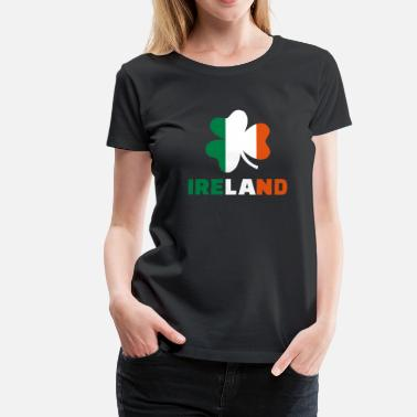 St Patricks Day Ireland - Frauen Premium T-Shirt