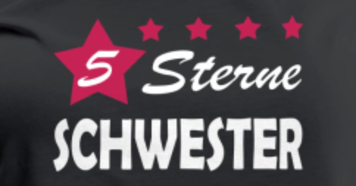 5 Sterne Schwester Geschenk Idee beste Schwester von bia-chi ...