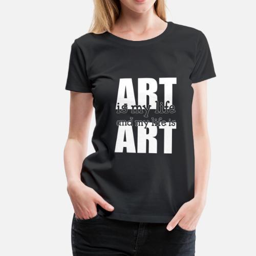 art-artiste-design-peinture-cool-musique-t-shirt-premium-femme.jpg a3cb1ad2d90