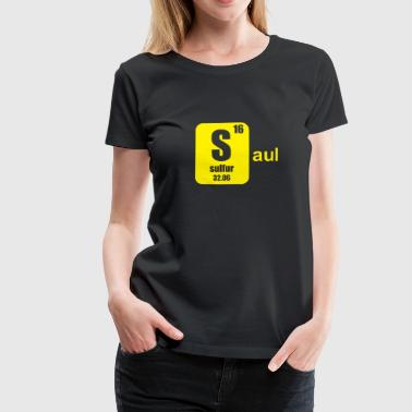 Saul Saul shirt TV series gift television star - Women's Premium T-Shirt