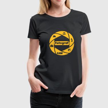 Display - Frauen Premium T-Shirt