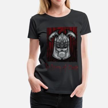Death Battle The Army of Death - Women's Premium T-Shirt