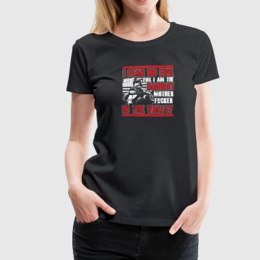 USA! Baddest Motherfucker! Patriot! - Women's Premium T-Shirt