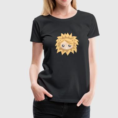 Leo Girl - Frauen Premium T-Shirt