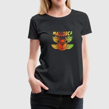 Bullfighting Mallorca - Women's Premium T-Shirt