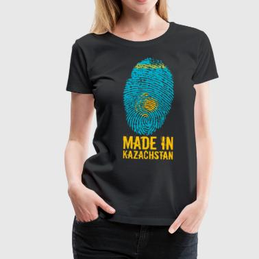 Made in Kazakhstan / Made in Kazakhstan - T-shirt Premium Femme