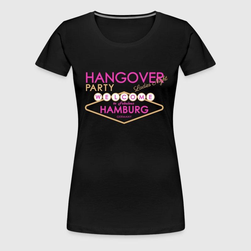 Hamburgo camisa del partido para las mujeres por   Spreadshirt