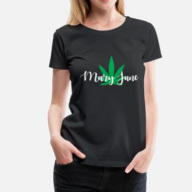 Mary Jane Mary Jane - Women's Premium T-Shirt