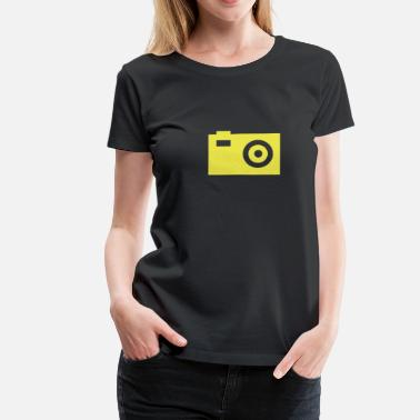 Digitale Camera Fotocamera,digitale camera,Fotografie - Vrouwen Premium T-shirt