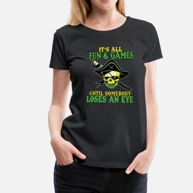 Piraterie Piraterie - Frauen Premium T-Shirt