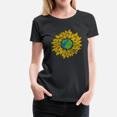 Peace Movement Nature lovers conservation - Women's Premium T-Shirt