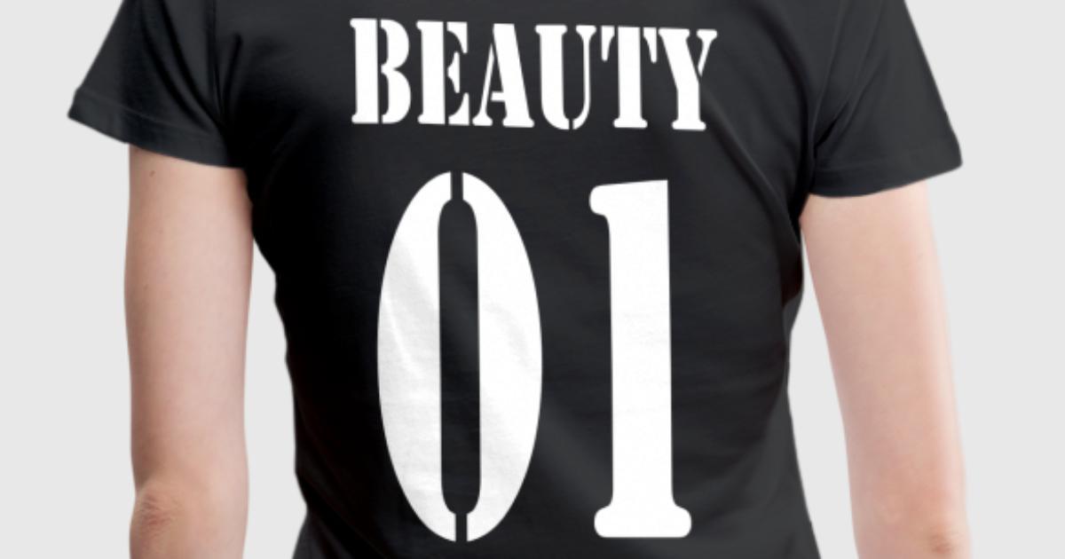 Beauty von biachi design spreadshirt for Two color shirt design