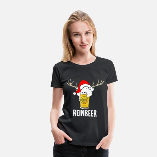 Bierkoenig T-Shirts - pure Beer - Women's Premium T-Shirt black