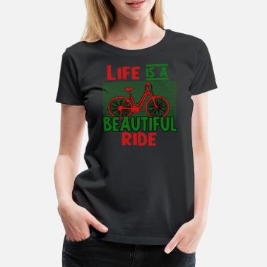 Bicycle Tour bicycle tour - Women's Premium T-Shirt