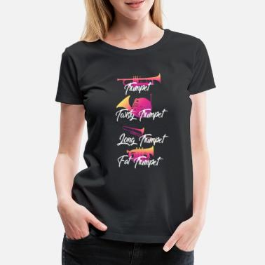 types of tubas 4 - Women's Premium T-Shirt