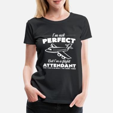 Stewardess stewardess - Women's Premium T-Shirt