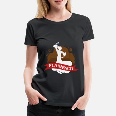 Flamenco flamenco - Premium T-skjorte for kvinner