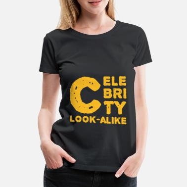 Celebrity celebrity look - Frauen Premium T-Shirt