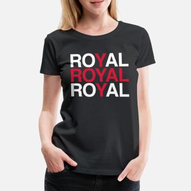 Royal ROYAL - Women's Premium T-Shirt
