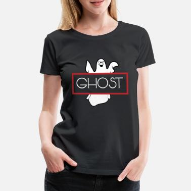 Ghost Halloween Ghost Ghost Ghost - Women's Premium T-Shirt